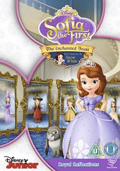 Sofia the First: The Enchanted Feast 2014 DVD - Volume.ro