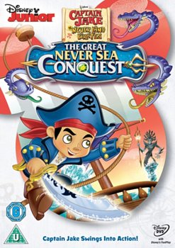 Captain Jake and the Never Land Pirates: The Great Never Sea... 2015 DVD - Volume.ro