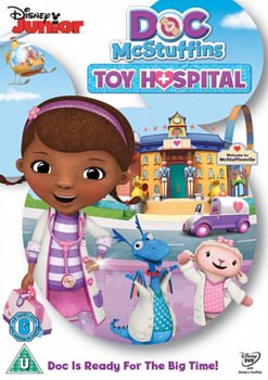Doc McStuffins: Toy Hospital 2016 DVD - Volume.ro